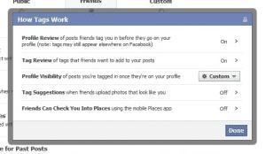 Facebook Tagging September 2011 The Marketing Shop