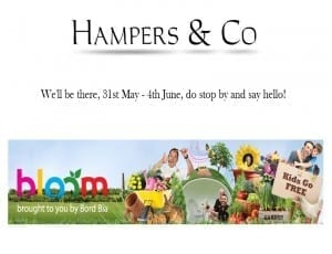 Hampers & Co will be at Bloom!