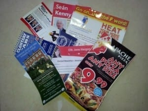 The Marketing Shop - Flyers Traditional Marketing