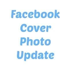 Facebook Update Cover Photo Rules - July 2013