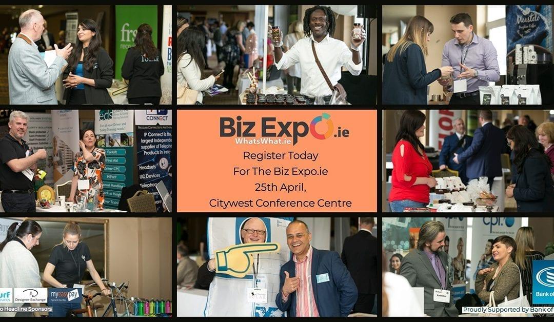 Biz Expo Citywest Hotel - The Marketing Shop