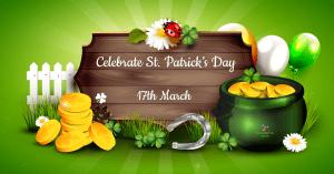 St Patricks Day - The Marketing Shop