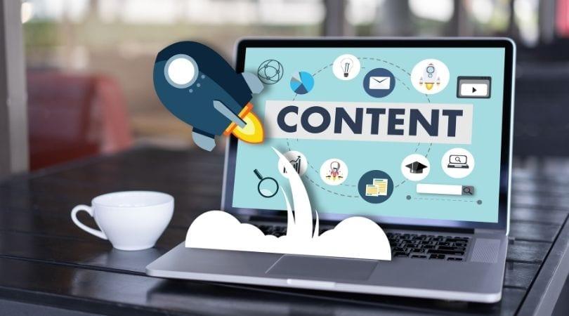 the marketing shop - content marketing